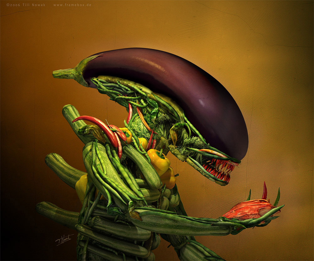 MONSANTO  Co. by Giuseppe Arcimboldo